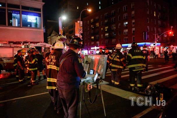 У центрі Нью-Йорка прогримів вибух, десятки постраждалих
