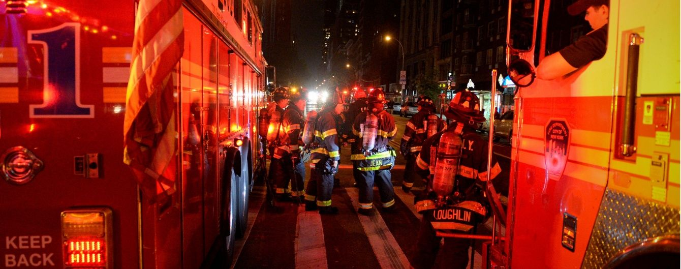 На вокзалі у Нью-Джерсі знайшли вибухівку