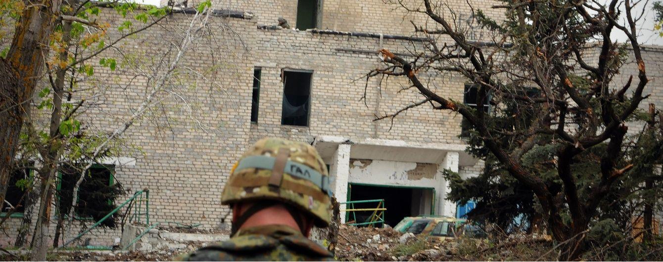 Боевики усилили обстрелы на Донецком направлении и под Широкиным