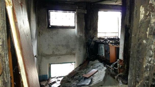 У Павлограді прогримів потужний вибух у п'ятиповерхівці