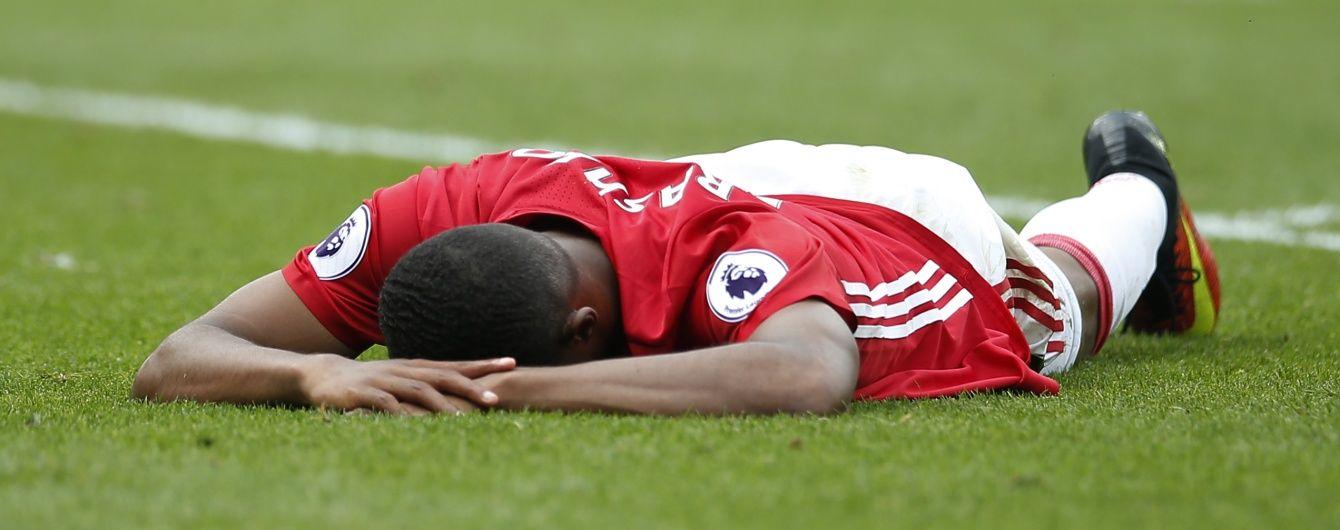 """Удар по """"особливим"""" амбіціям. """"Манчестер Юнайтед"""" програв втретє поспіль"""
