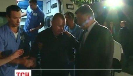 Президент встретил освобожденных политзаключенных и прокомментировал сложность подобных операций
