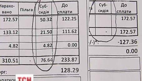 Жизненно необходимые субсидии начали исчезать из коммунальных платежей украинцев