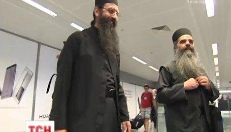 Желание монахов с горы Афон прочитать лекцию в Киеве возмутило Московский Патриархат