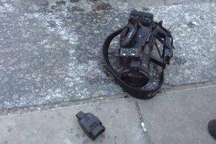 Поблизу місця загибелі Таранова невідомі напали на журналістів