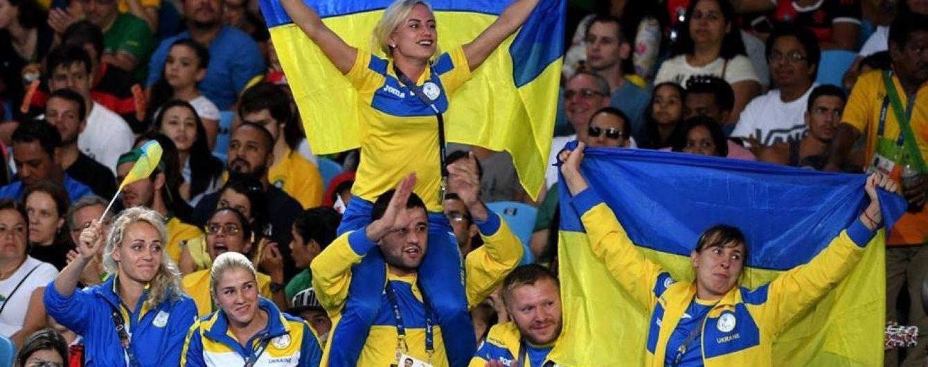 Медальный зачет Паралимпийских игр. Украина заняла третье место
