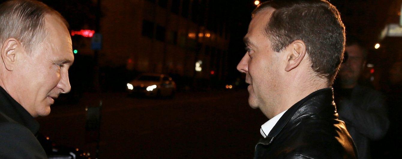 """Без несподіванок: росіяни """"протягують"""" в Держдуму Жириновського, комуністів і пропутінську партію"""