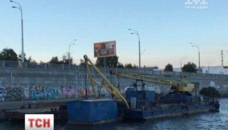 Речная полиция Киева ищет свидетелей гибели главы Президентской Администрации Андрея Таранова