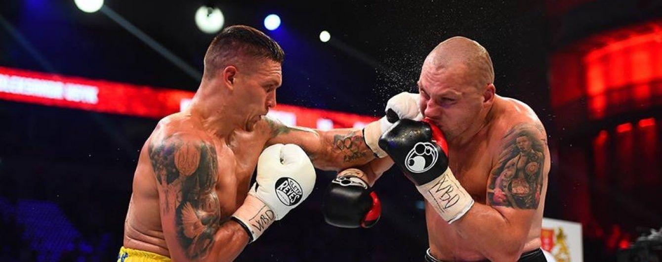 Чемпион мира по боксу Александр Усик неожиданно решил стать актером