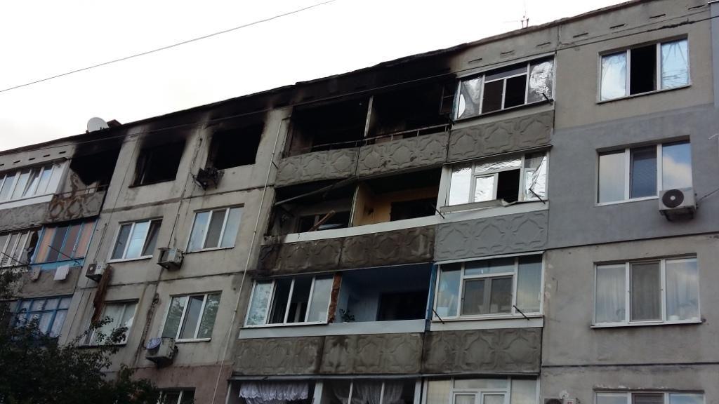 вибух у Павлограді