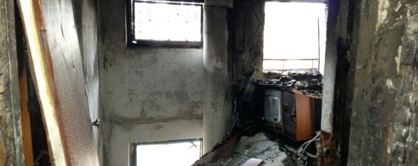 В Павлограде убийца взорвал 5-этажку ради самоубийства, но сам испугался смерти и убежал