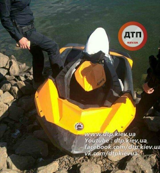 В Сети показали первые фото с места гибели заместителя главы АП Таранова