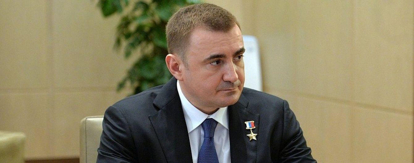Экс-охранник Путина победил на выборах губернатора Тульской области