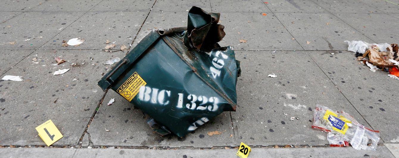 Полиция Нью-Йорка опубликовала фото главного подозреваемого в теракте