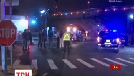 На местной железнодорожной станции в Нью-Джерси сдетонировало взрывное устройство