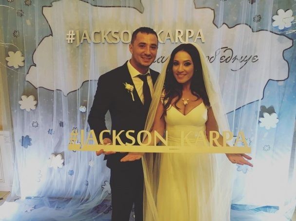Відома співачка вийшла заміж за героя АТО