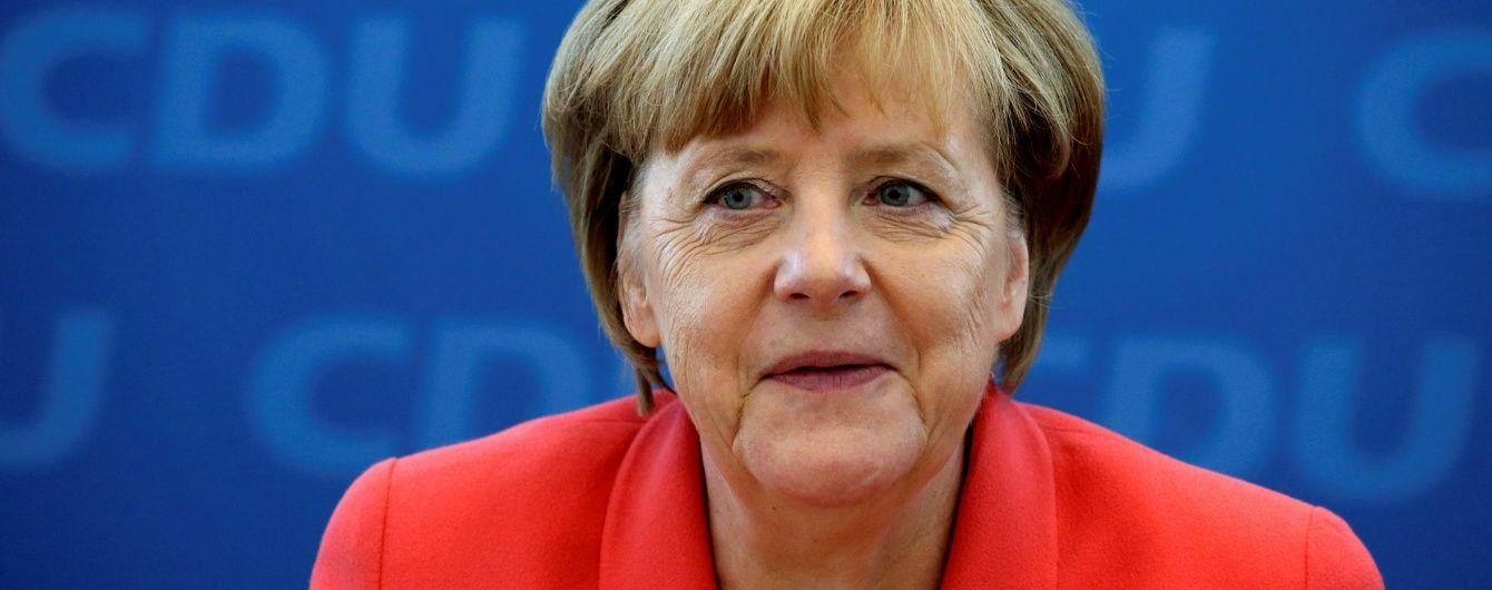 Партия Меркель потерпела поражение на выборах в Берлине