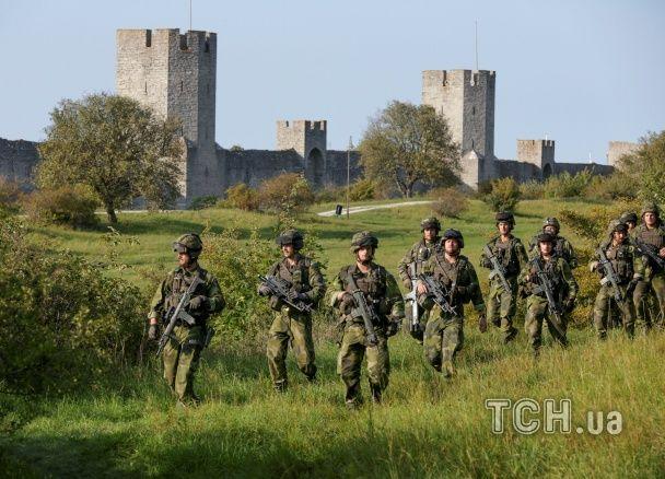 Швеція стягує війська до свого острова в Балтійському морі. Ймовірна причина — російська загроза