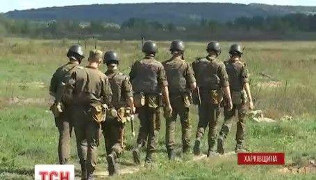 На Харьковщине в результате перестрелки в военном лагере погиб мобилизованный боец