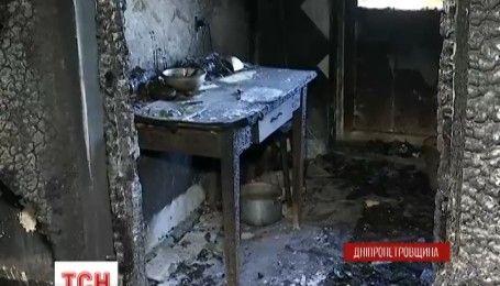 У Павлограді чоловік спровокував вибух газу в п'ятиповерхівці після жорстокого вбивства дружини