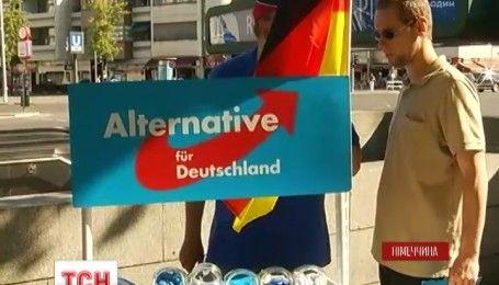 Партия Ангелы Меркель провалилась на местных выборах в Берлине