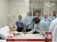 Европейские политики посетили раненых бойцов в военном госпитале Днепра