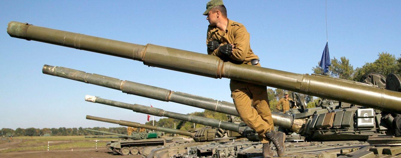 В понедельник боевики нарушили режим тишины на всех фронтах АТО