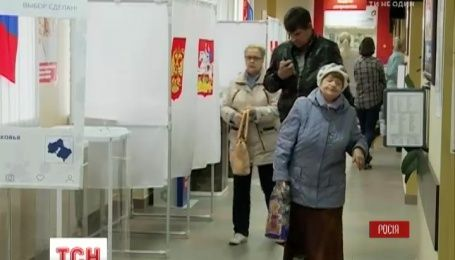 На выборах в Госдуму в России зафиксирована самая низкая явка в истории страны