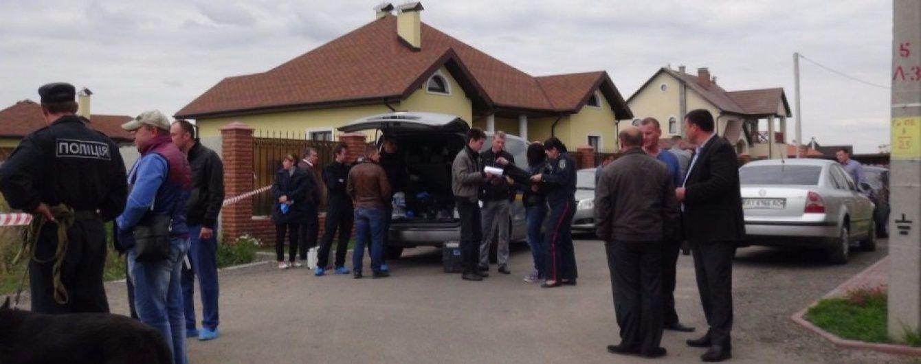Полиция сообщила новые подробности жуткого убийства директора Caparol