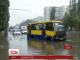 Затопленые улицы, поваленые деревья: в Одессе бушует непогода