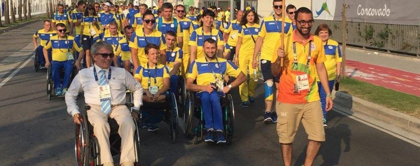Больше всего медалей Паралимпийской сборной Украины принесли пловцы