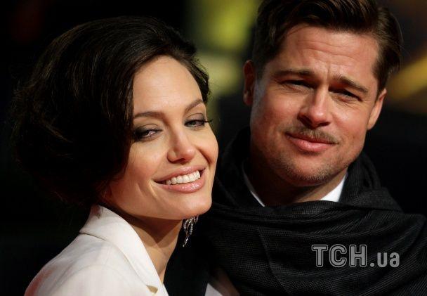 Развод Джоли и Питта: Самые яркие совместные фото пары