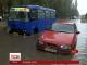 Высокая вода и мощные порывы ветра парализовали Одессу