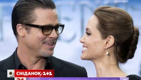 Развод идеальной пары: Джоли ушла от Питта