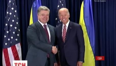США готовы предоставить Украине 1 млрд долларов кредитных гарантий
