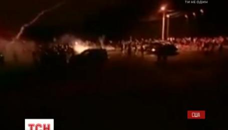 12 полицейских ранены в Северной Каролине в столкновениях с протестующими