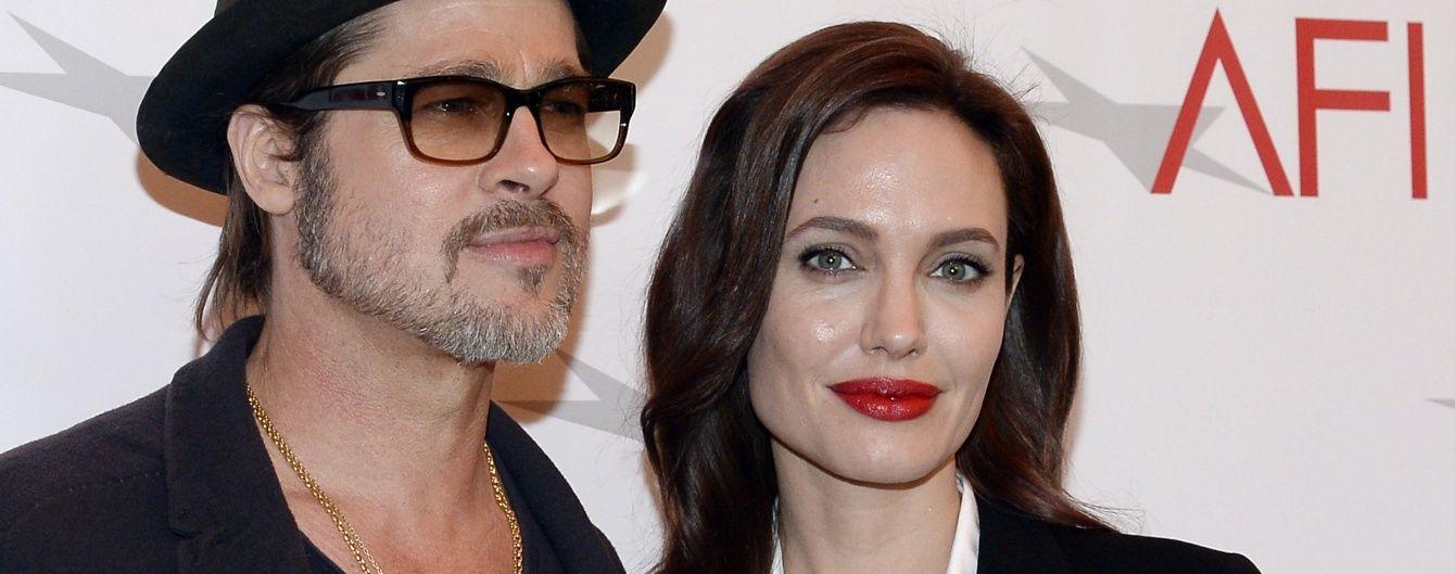 Больше не вместе: лучшие светские выходы Анджелины Джоли и Брэда Питта