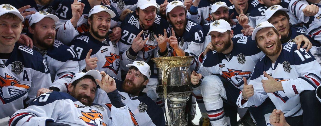 Племінник російського олігарха надумав провести хокейну серію між чемпіонами НХЛ та КХЛ