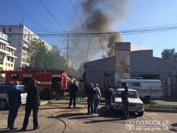В Одессе прогремел взрыв, есть жертвы