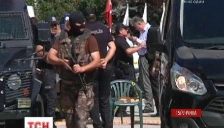В Анкарі невідомий здійснив напад на посольство Ізраїля