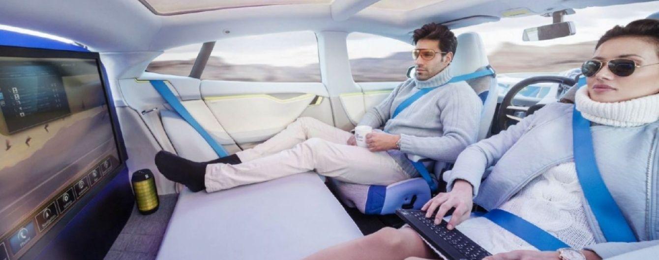 Bosch выпускает беспилотное такси на улицы города