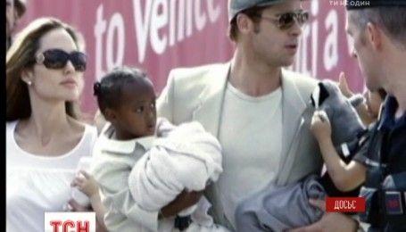 Громкий развод: Брэд Питт будет бороться с Анджелиной Джоли за опекунство над детьми