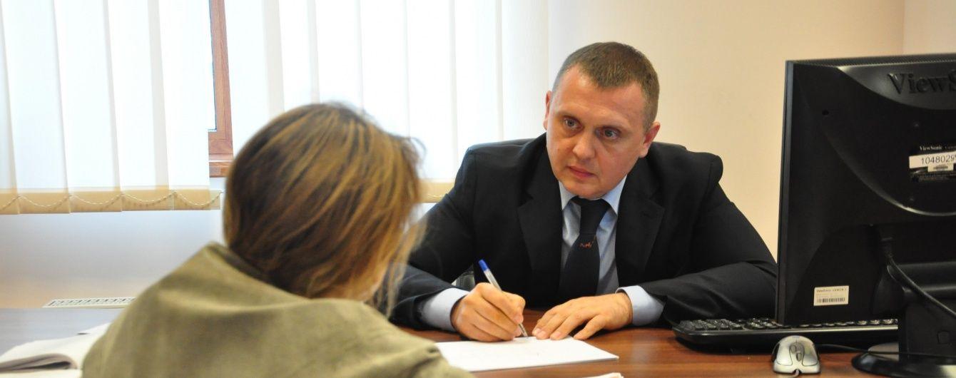 ВСЮ призвало приостановить членство Гречковского, пойманного на вымогательстве полумиллионной взятки