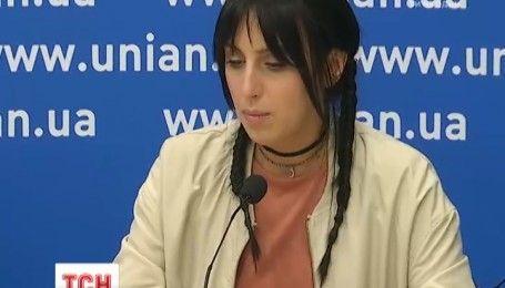 """Джамала рассказала о проблемах во время съемок клипа на песню """"1944"""""""