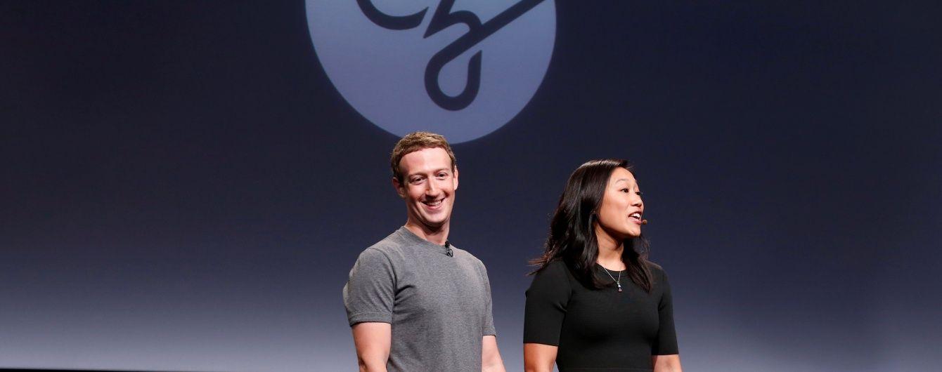 Основатель Facebook отдаст миллиарды долларов на борьбу со всеми детскими болезнями
