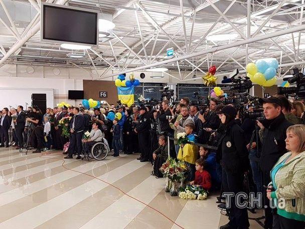 Українські паралімпійці присвятили перемогу в Ріо воїнам АТО