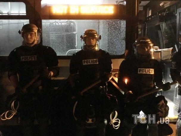 Во время антиполицейських протестов в США застрелили одного человека