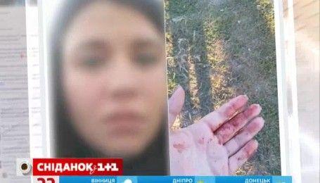 В Киеве водитель маршрутки избил пассажирку