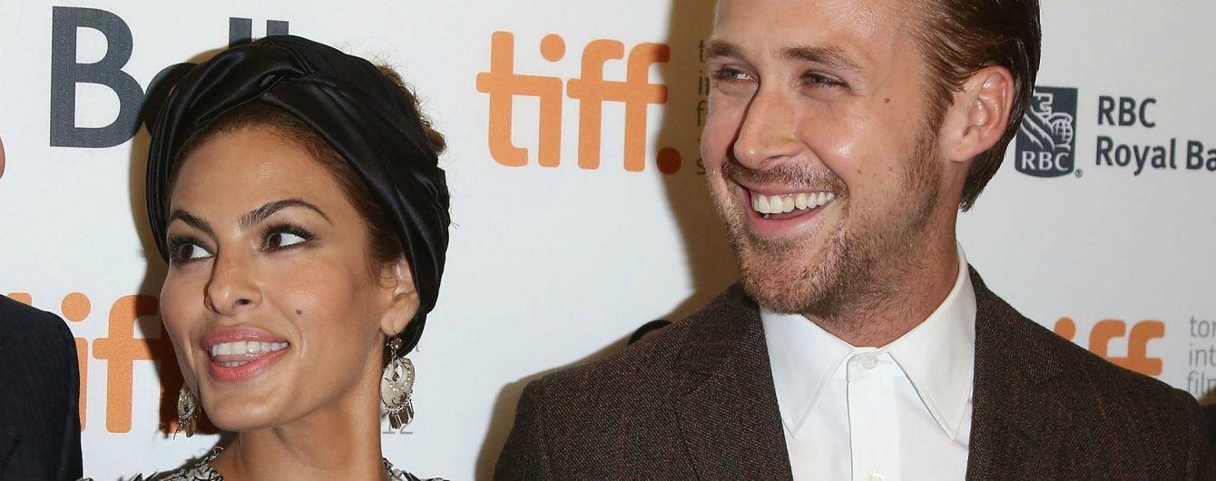 Невдалий жарт: Єва Мендес та Райан Гослінг не одружувалися
