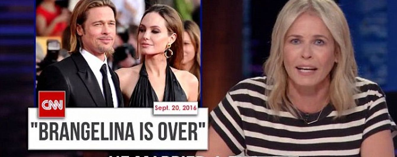 """Подруга Дженніфер Еністон висміяла Джолі та назвала її """"чортовою сновидою"""""""